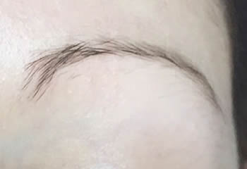 microblading before