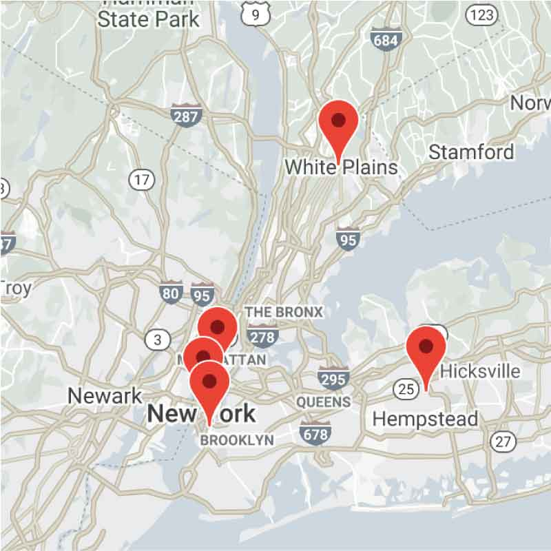 Lasertouch Aesthetics Long Island locations and directions